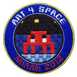 Art 4 Space Patch