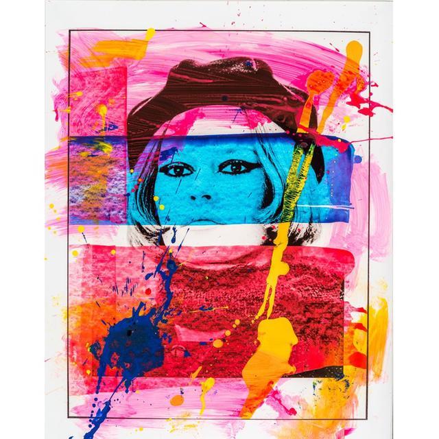 , 'Bardot/Blue Eyes,' , Exhibit by Aberson