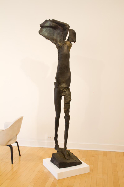 , 'Figure with Stunted Wing,' 2010, Dolby Chadwick Gallery