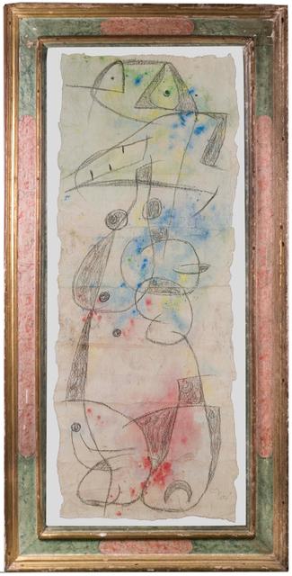 , 'Femme,' 1979, Mayoral Galeria d'Art