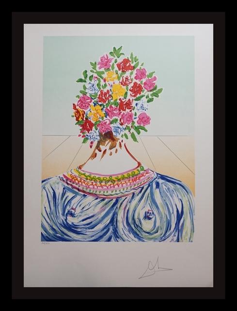 Salvador Dalí, 'Retrospective The Flowering of Inspiration', 1978, Fine Art Acquisitions