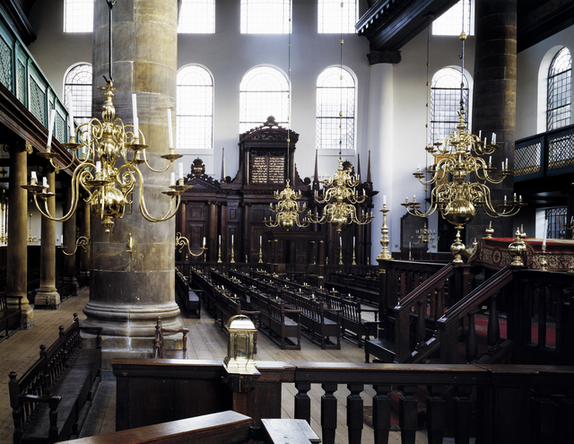 , 'Spanish-Portuguese Synagogue, Amsterdam, Holland,' 1995, Vision Neil Folberg Gallery