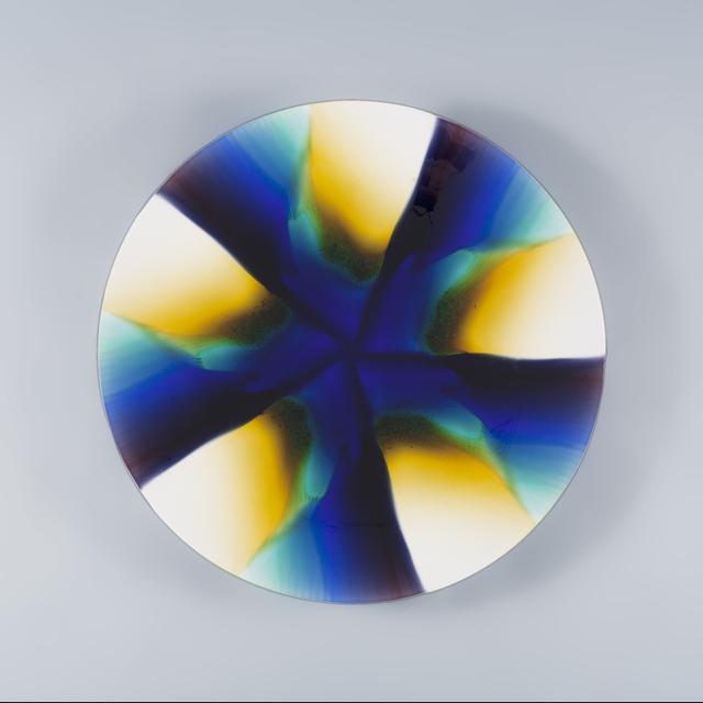 , 'Plate-Kashin (Pistil),' 1998, Onishi Gallery