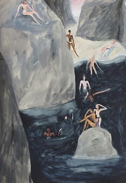 , 'Quarry Pary,' 2015, Galleri Magnus Karlsson