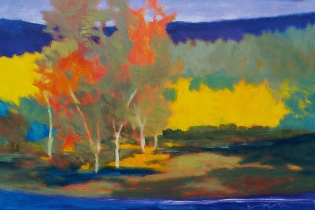 , 'Big Blackfoot View,' , Diehl Gallery