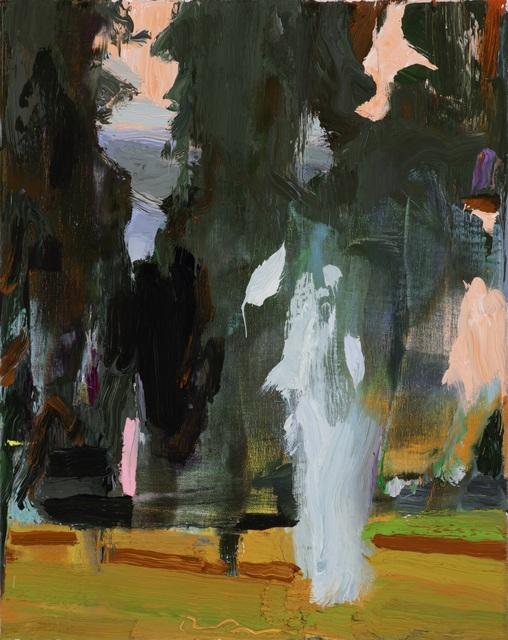 , 'Pale Blue Appearance,' 2019, Tayloe Piggott Gallery