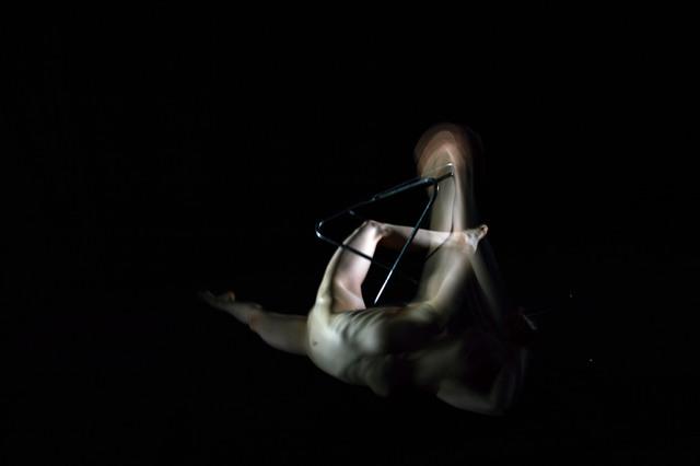 , 'Fließende Körper #3,' 2017, Luisa Catucci Gallery