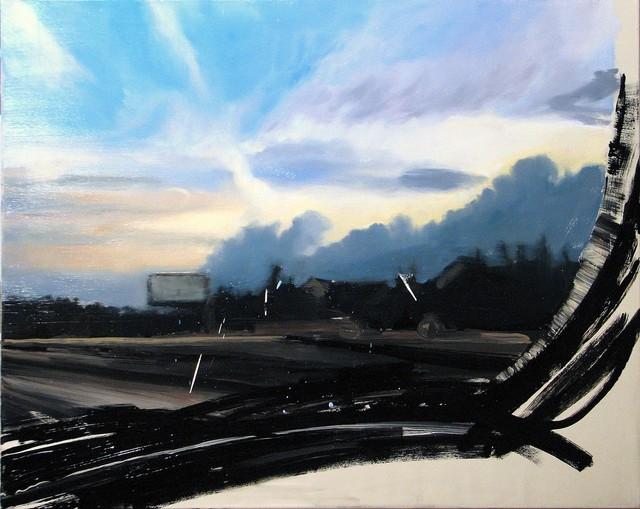 , 'Break for advertising,' 2014, Zofia Weiss Gallery