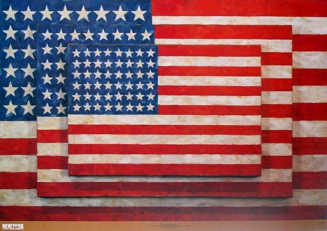 , 'Three Flags,' 2004, ArtWise