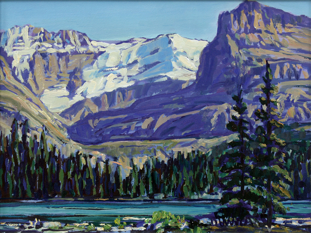 , 'Lake O'Hara (11-18),' 2018, Wallace Galleries