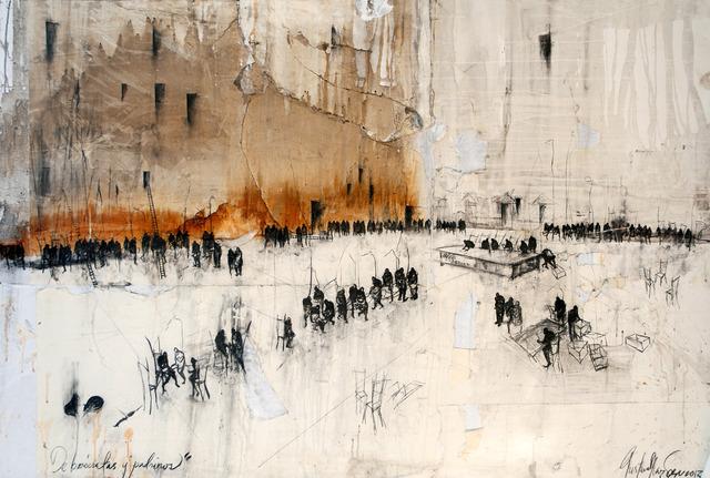 , 'Éxodos del nuevo milenio,' 2013, Victor Lope Arte Contemporaneo