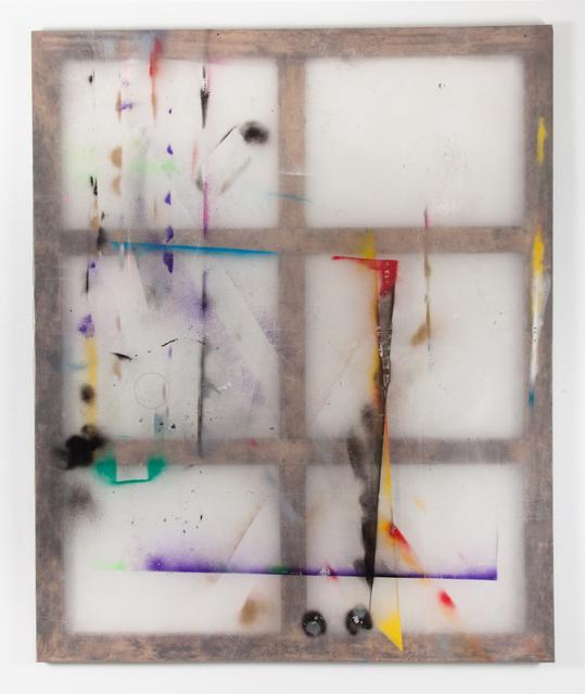 , 'Untitled PE (iz cool jus hangin'),' 2015, VALENTIN