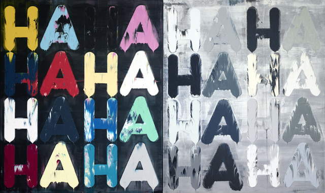 , 'Ha Ha,' 2014, Simon Lee Gallery
