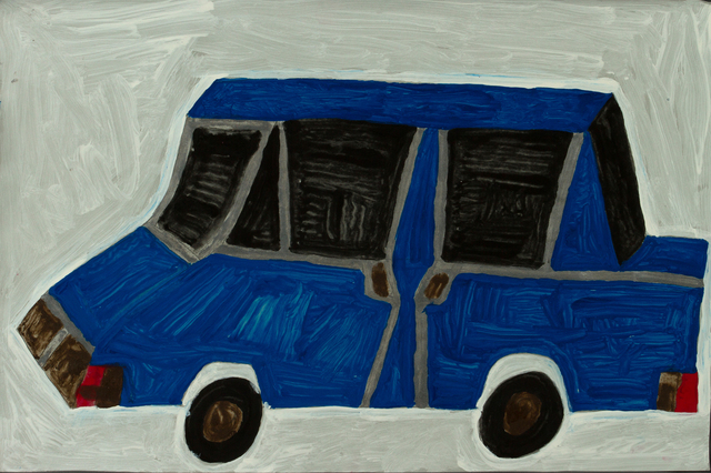 , 'Car,' 2015, Eleven Twenty Projects