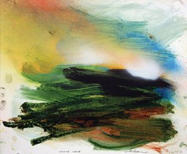 , 'Tooke Lake,' 1998, Watson MacRae Gallery