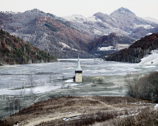 , 'The Flooded Village of Geamana (Geamana, Central Romania),' 2012, Robert Koch Gallery