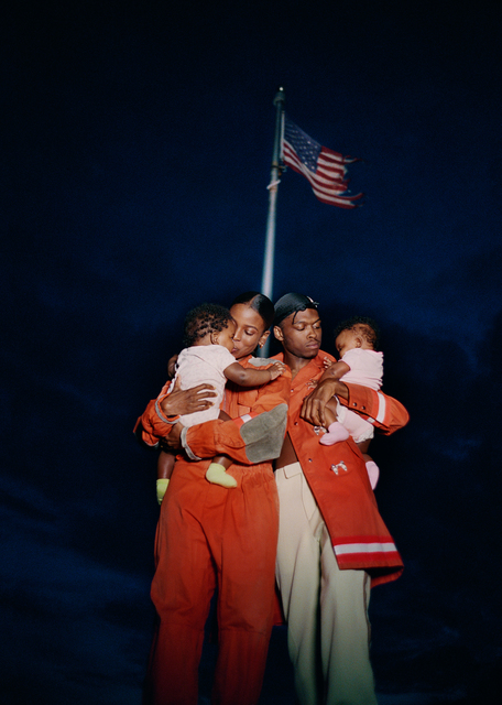 Tyler Mitchell, 'All American Family Portrait', 2018, Photography, Archival Pigment Print, Jack Shainman Gallery