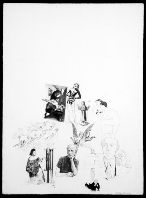 , 'Objects Obscured by Desire,' 1988, Francis M. Naumann Fine Art