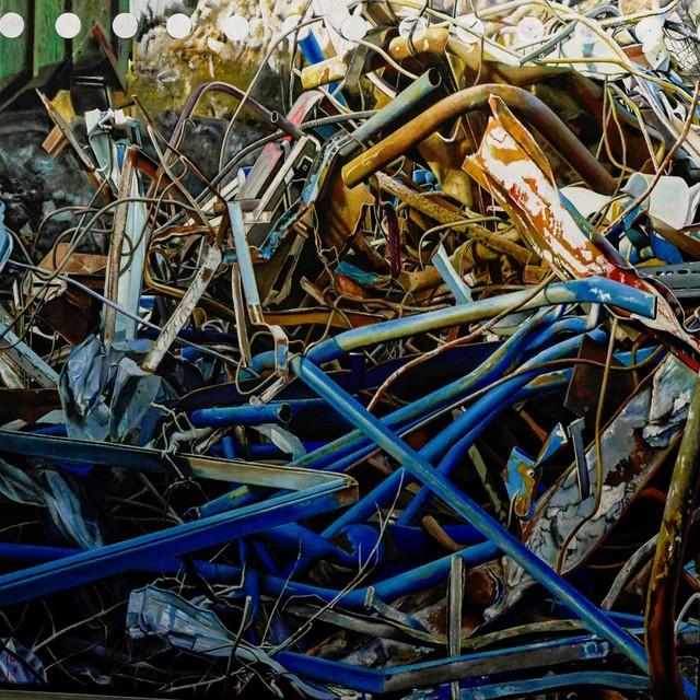 György Jovián, 'Demolition Study XIII.', 2015, Faur Zsofi Gallery