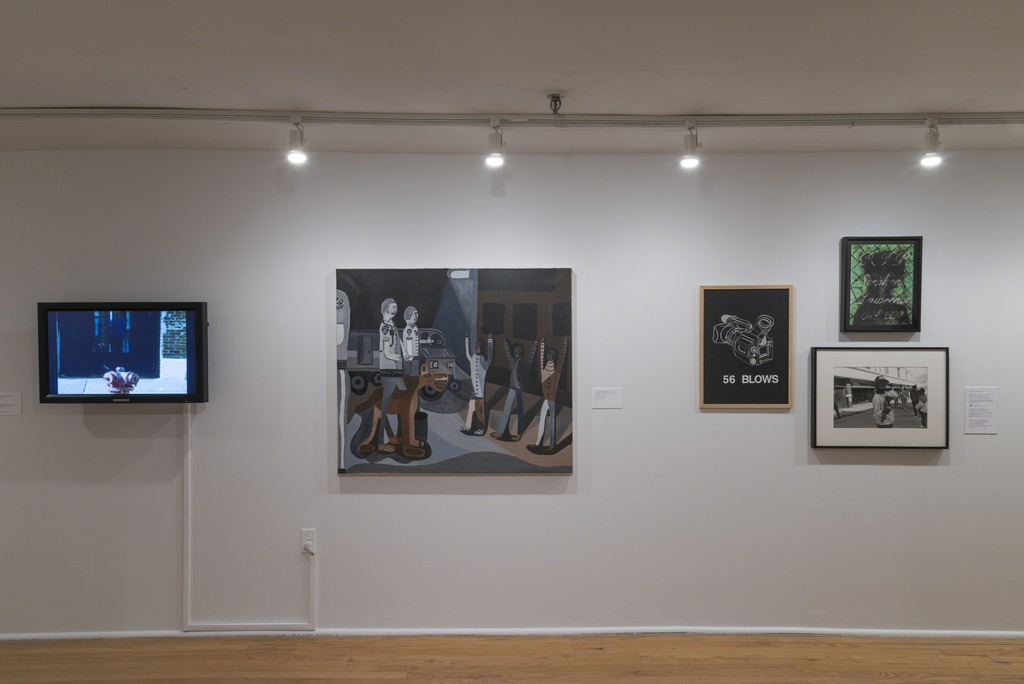 The Window and the Breaking of the Window (installation view). The Studio Museum in Harlem, November 17, 2016–March 5, 2017; Photo: Adam Reich