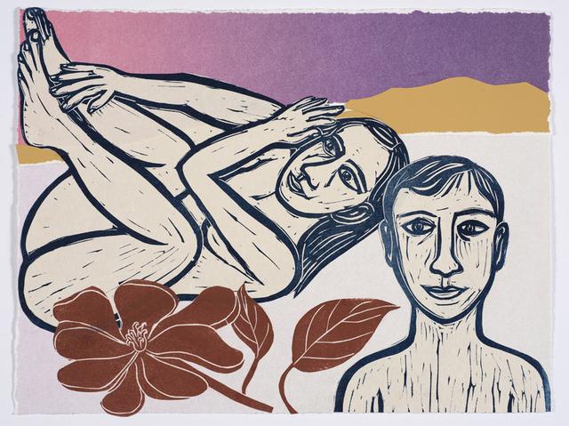 , 'Mounts Bay 8,' 2016, Rabley Contemporary