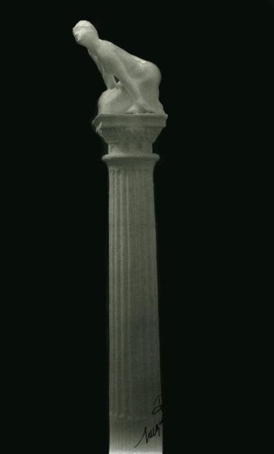 , 'Sphinge sure Colonne, [Piatre]  ,' 1889, Atlas Gallery
