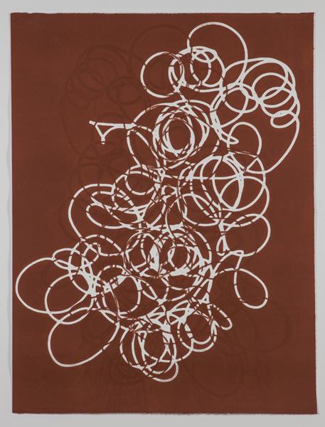 , 'Rust Silence,' 2014, Galeria Raquel Arnaud