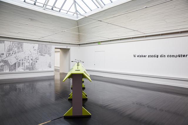 , 'Users' Club - Offline ,' , Den Frie Centre of Contemporary Art