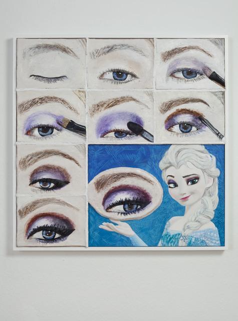 , 'Elsa eye,' 2017, GNYP Gallery