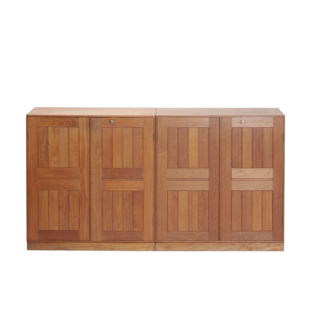 Mogens Koch, 'Pair of cabinets', 1932, Design/Decorative Art, Teak, Dansk Møbelkunst Gallery