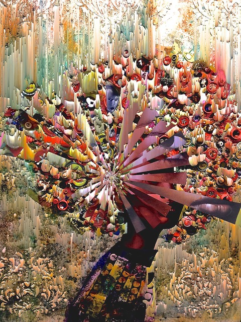 , 'Headache,' 2017, Arts Unbound