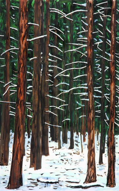 , 'Deep Forest I,' 2012, Stewart & Stewart