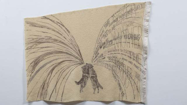 , 'Companion Species (Siren),' 2018, Greg Kucera Gallery