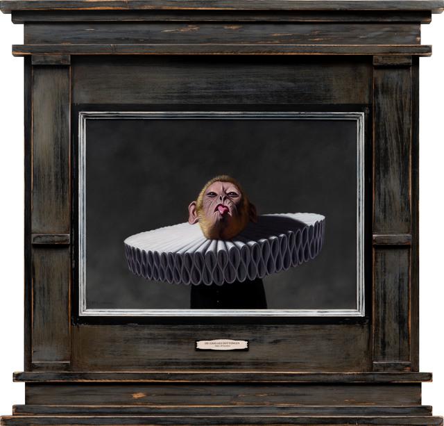 , 'Sir Edouard Outongen,' 2018, Yiri Arts
