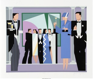 Giancarlo Impiglia, 'Black Tie,' 1983, Heritage Auctions: Valentine's Day Prints & Multiples