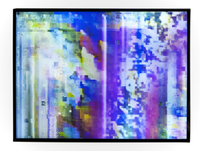 , 'Corruption VII,' 2014, Carroll / Fletcher