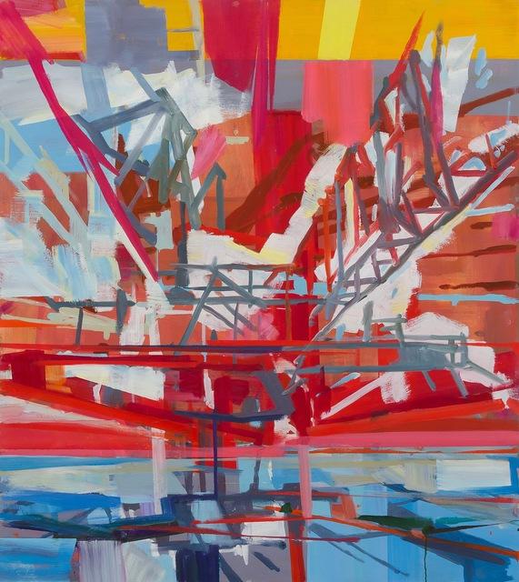 , 'Builder,' 2016, Gallery Elena Shchukina