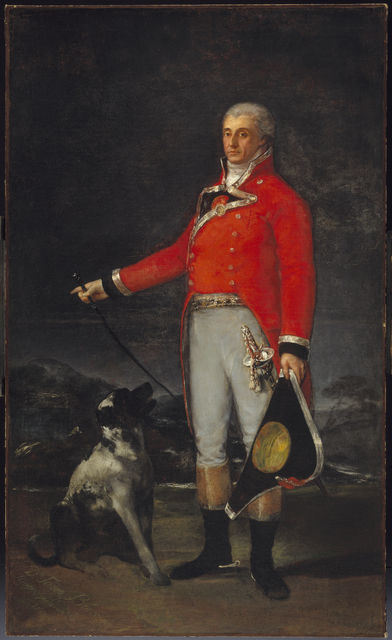, 'Portrait of Don Tadeo Bravo de Rivero,,' 1806, Brooklyn Museum