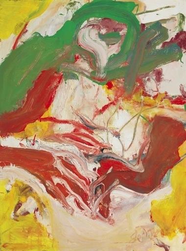 Willem de Kooning, 'Untitled (The Commuter) ', Christie's
