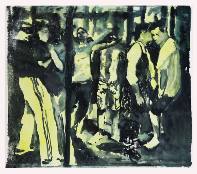 , 'Untitled,' 2018, Arusha Gallery