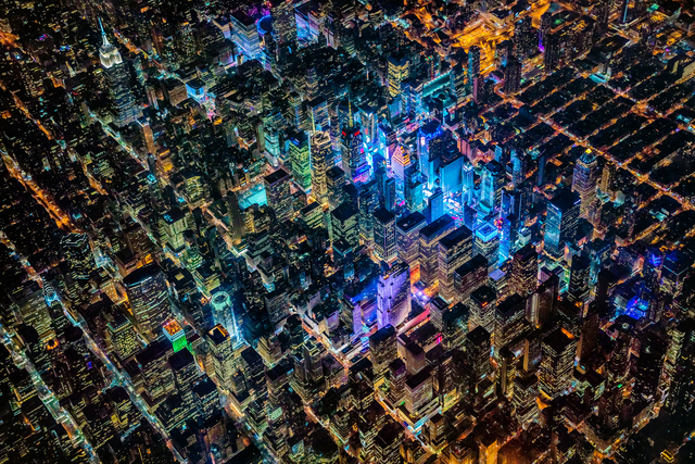 Vincent Laforet, 'New York I', 2015, Fahey/Klein Gallery