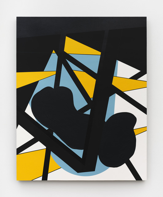 , 'Mass: Studio Study XIII,' 2019, Marianne Boesky Gallery