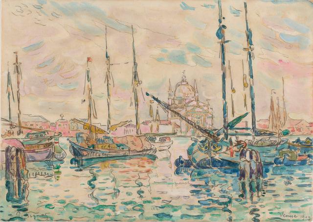 Paul Signac, 'Venise, le Rédempteur', 1909, Stoppenbach & Delestre