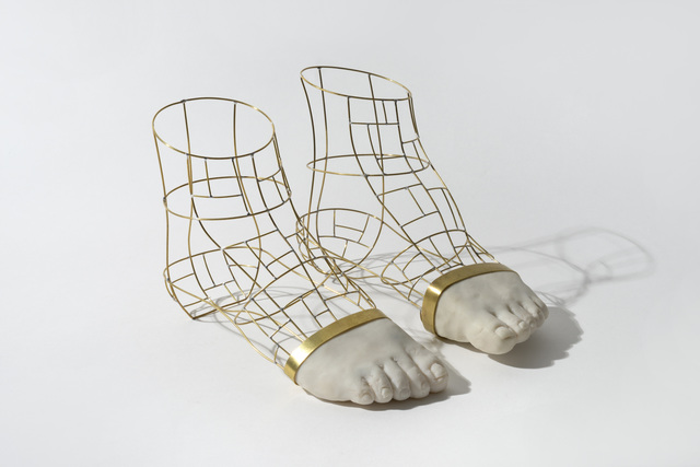 , 'Pieds Reliquaire,' 2016, Slete Gallery
