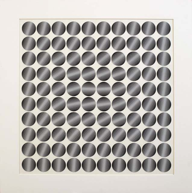 , 'CM-13-I,' 1964, Cortesi Gallery