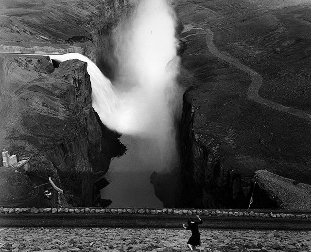 , 'Self Portrait. Kárahnjúkar Dam, Iceland,' 2014, Vision Neil Folberg Gallery