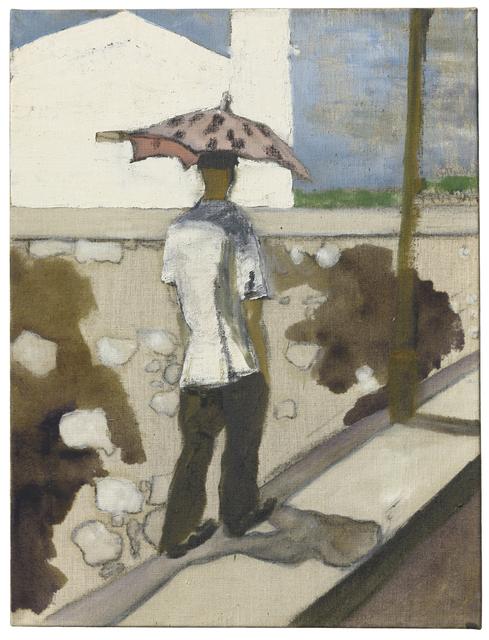 , 'Lapeyrouse P.O.S. Pink Umbrella,' 2003, Victoria Miro