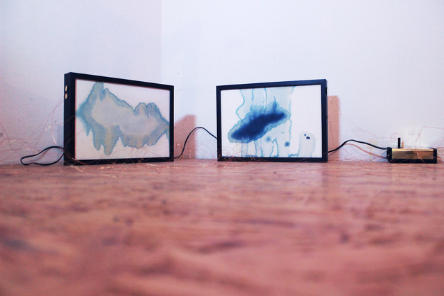 , 'Sonoides 1+2,' 2016, Spotte Art