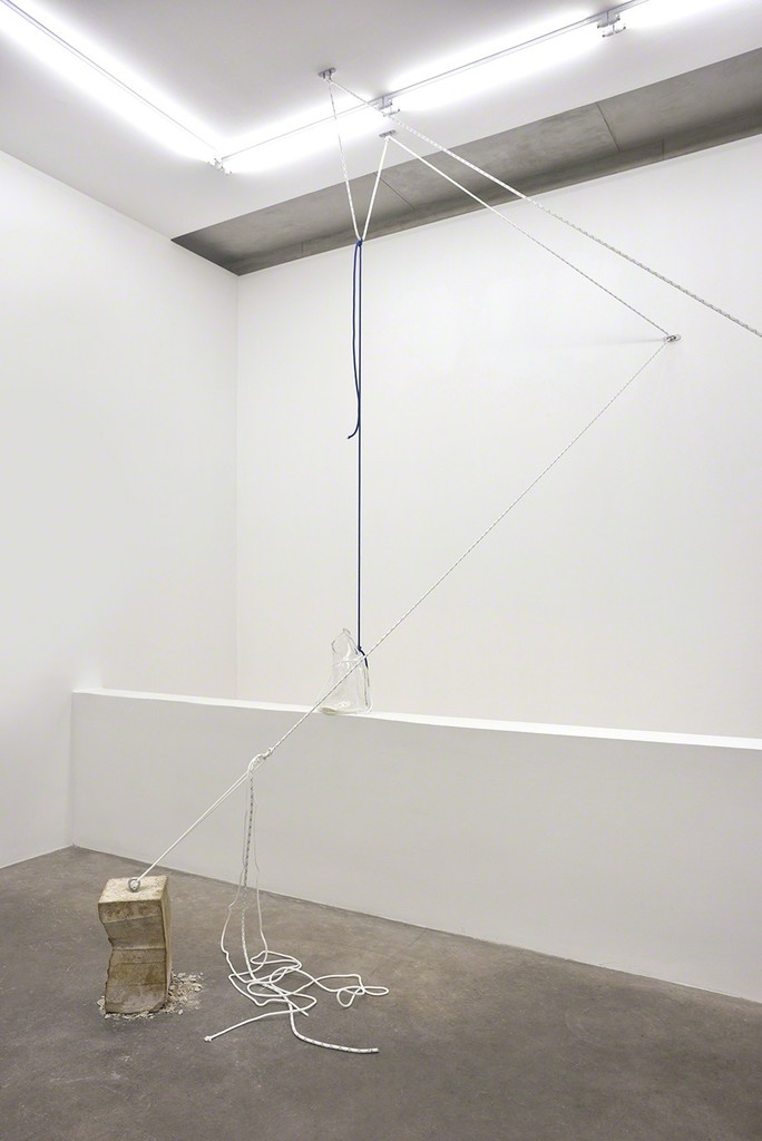 Solo show, Lily Robert, 2016