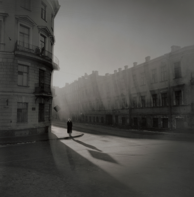 , 'Woman on the Corner, St. Petersburg,' 1995, Nailya Alexander Gallery